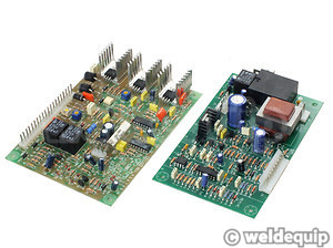 Butters AMT MIG Welder Printed Circuit Boards