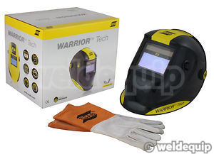 ESAB Warriortech with box
