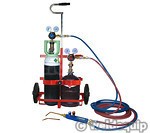 Portapack Gas Welding? Brazing Equipment Set