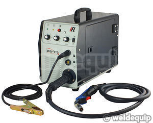 IFL 170 MIG inverter with leads