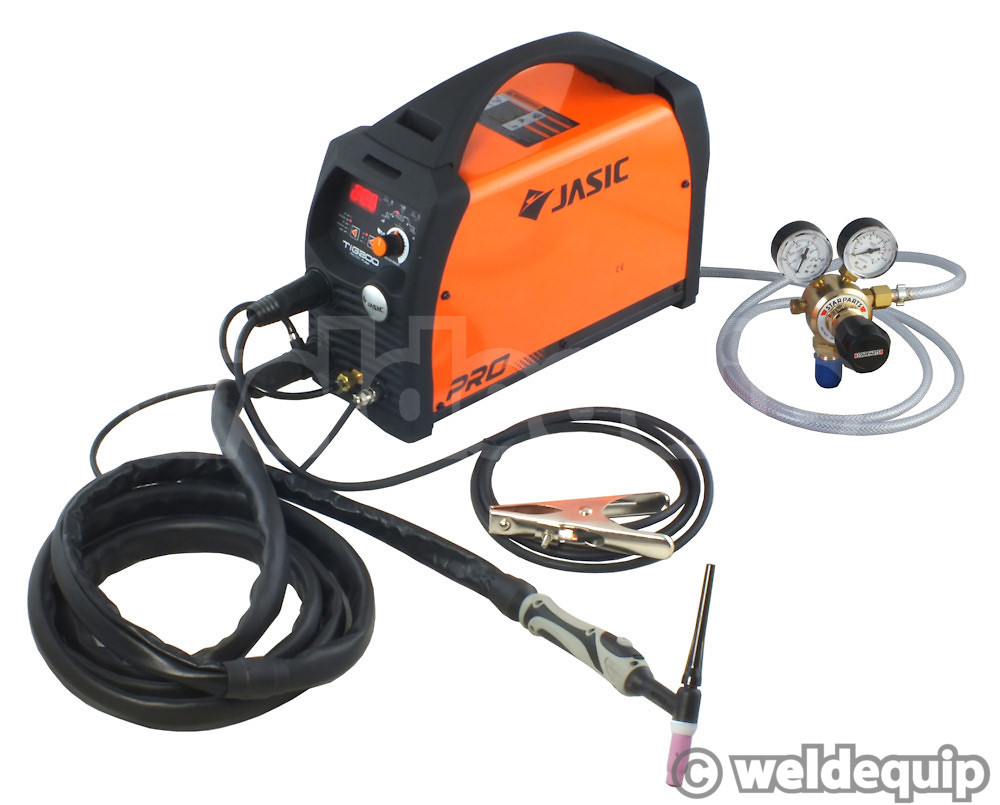 Jasic Pro Tig 200p Ac Dc Mini Digital Inverter Tig Welder