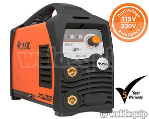 Jasic POWER ARC 160 PFC Inverter Arc Welder