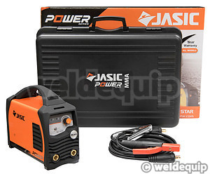 Jasic Power Arc 180 with case and leads