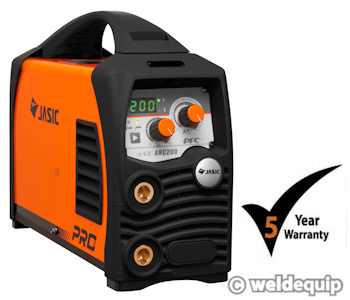 Jasic PRO ARC 200 Inverter Arc Welder