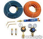 Oxy-Propane?Propylene Brazing Equipment Set