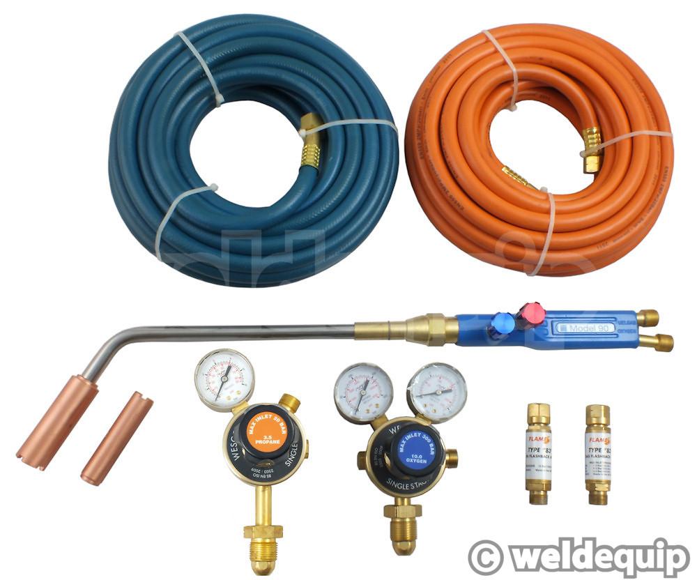 Oxy Propane Heating Torch Oxy/propane Heating Set