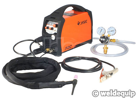 Jasic Pro Tig Package