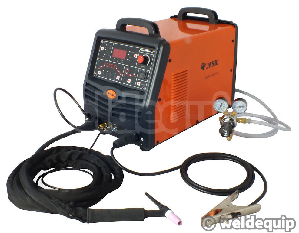 Jasic Pro Tig 200p Ac Dc Digital Inverter Tig Welder