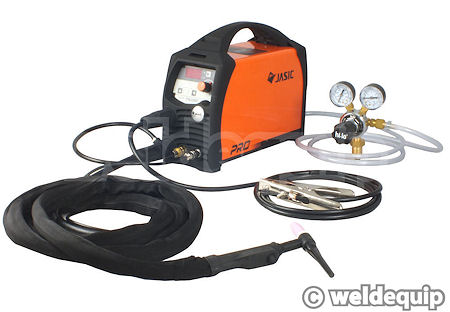 Jasic Pro Tig 200P Package