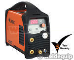 Jasic PRO TIG 200 Pulse Dual Voltage Inverter TIG Welder