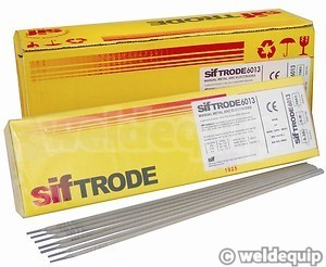 SIFtrode 7018 Low Hydrogen Electrodes