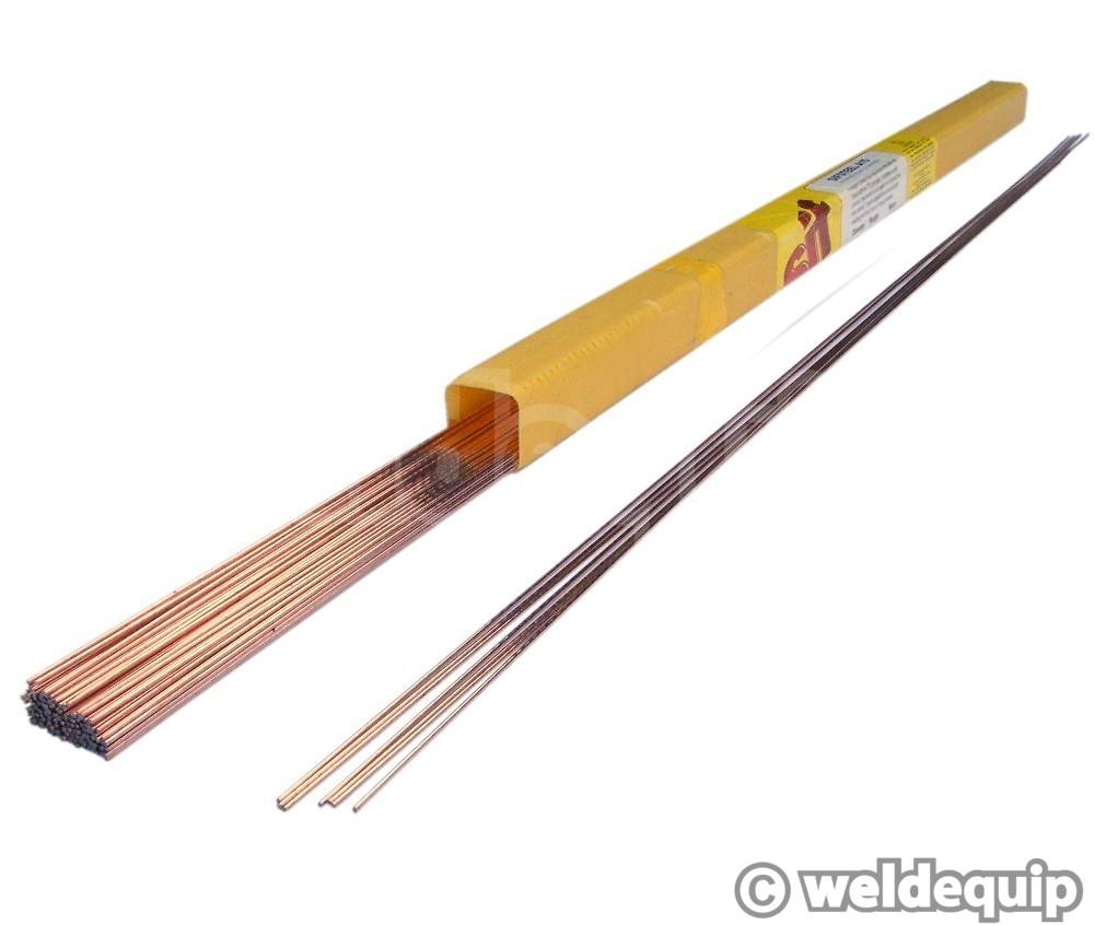 Sifsilcopper no c tig brazing rods weldequip